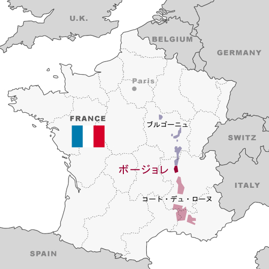 Beaujolais2015 Map
